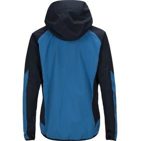 Peak Performance M's Pac Jacket Stream Blue